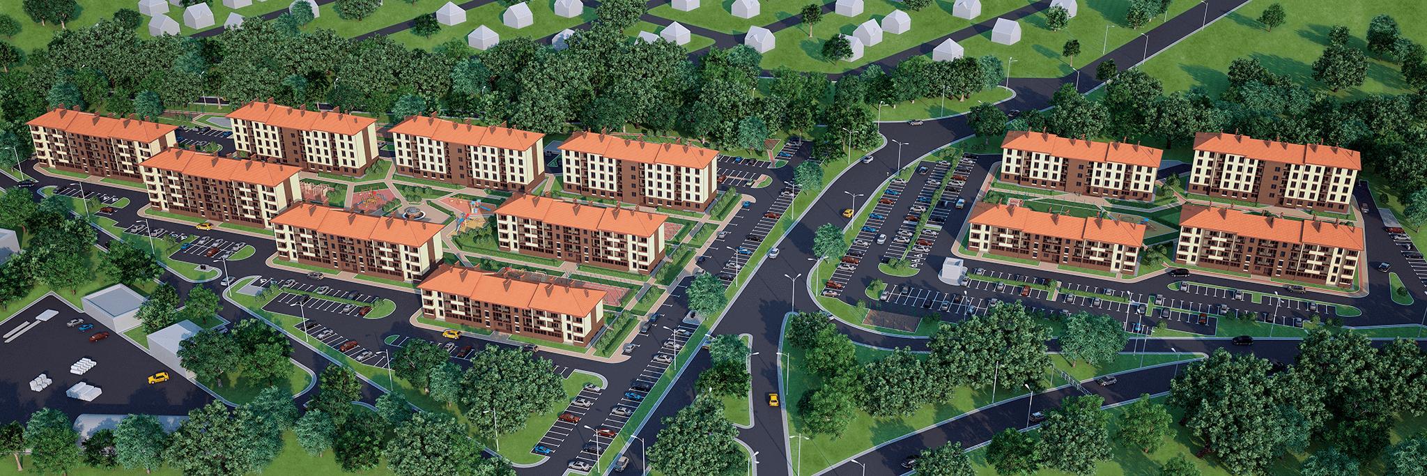 Новогоднее предложение: квартиры с выгодой до 240 тысяч рублей!