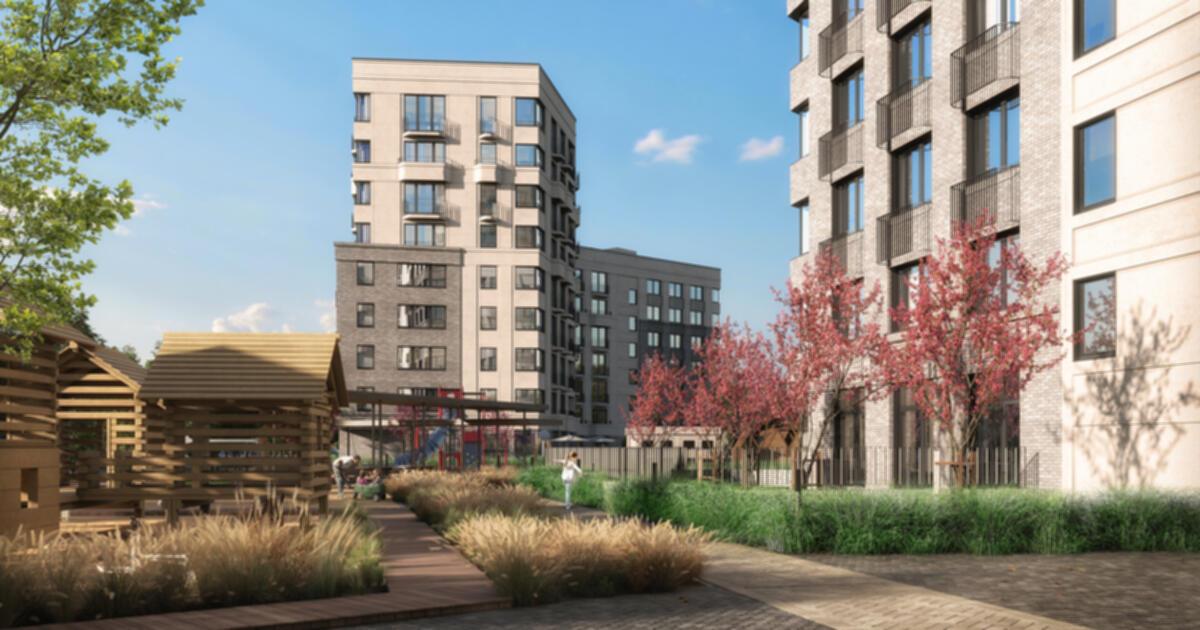 Старт продаж квартир в новом жилом комплексе по низким ценам.