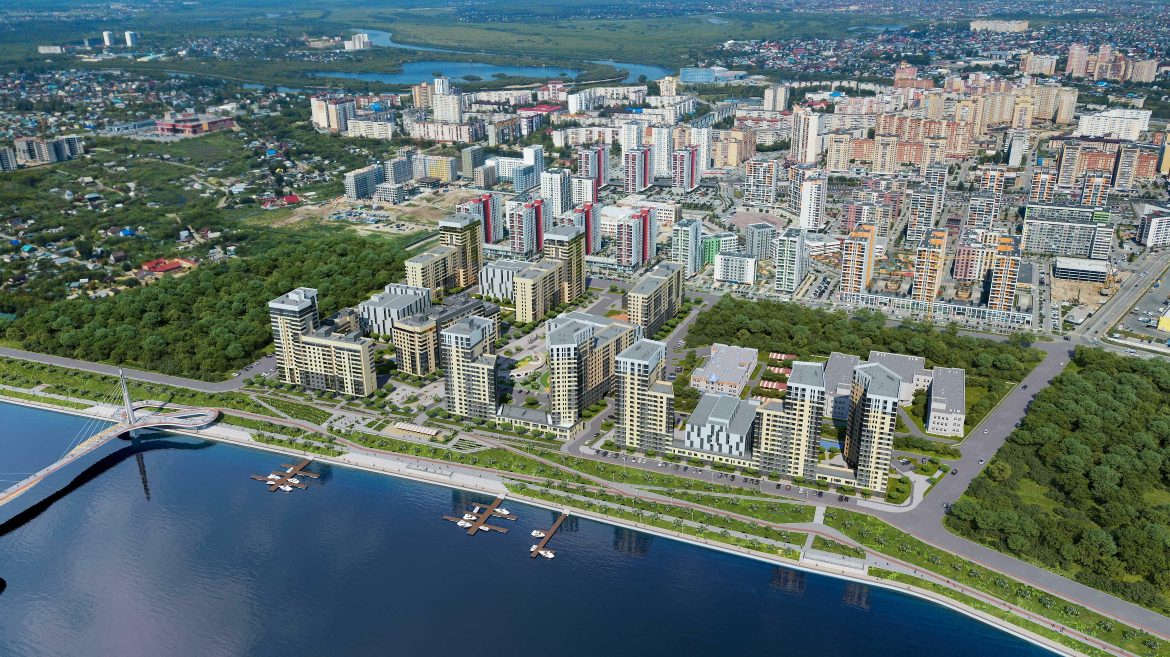 Скидка почти в миллион рублей на квартиры в новом жилом комплексе!