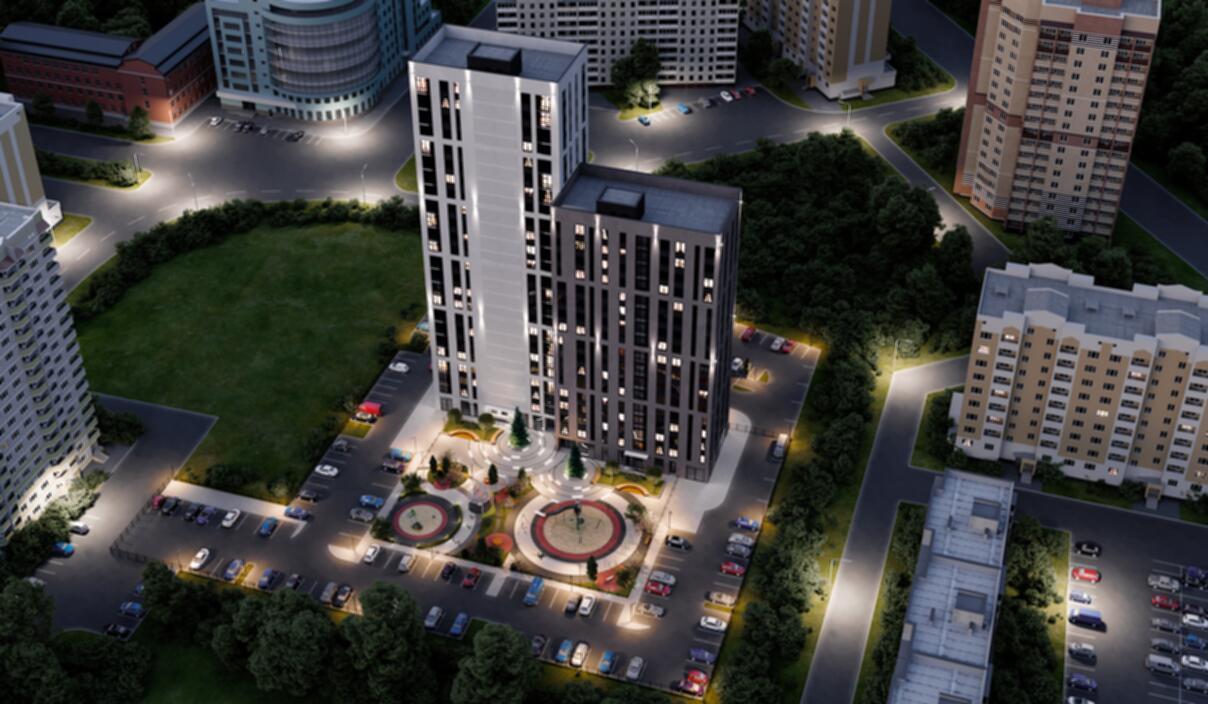 Две последние квартиры со скидкой 250 000 рублей в новом, готовом доме