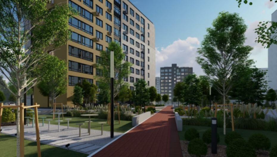 Скидка 70 000 рублей на покупку квартиры в новом жилом комплексе