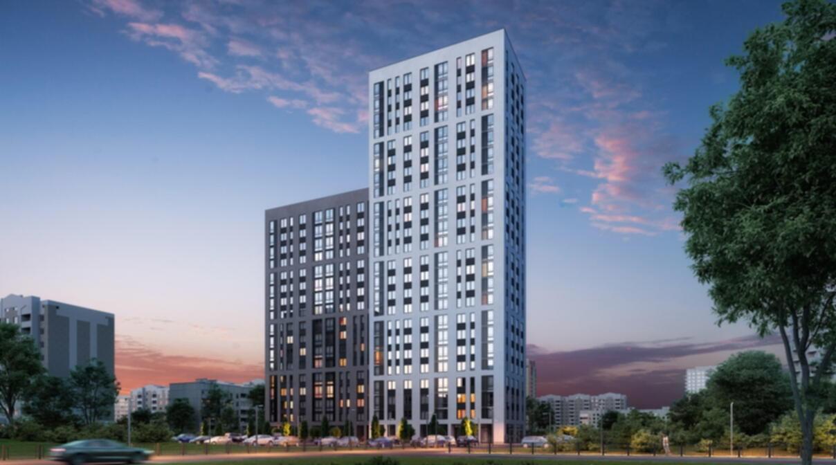 Три последние квартиры в новом доме со скидкой 150 000 рублей