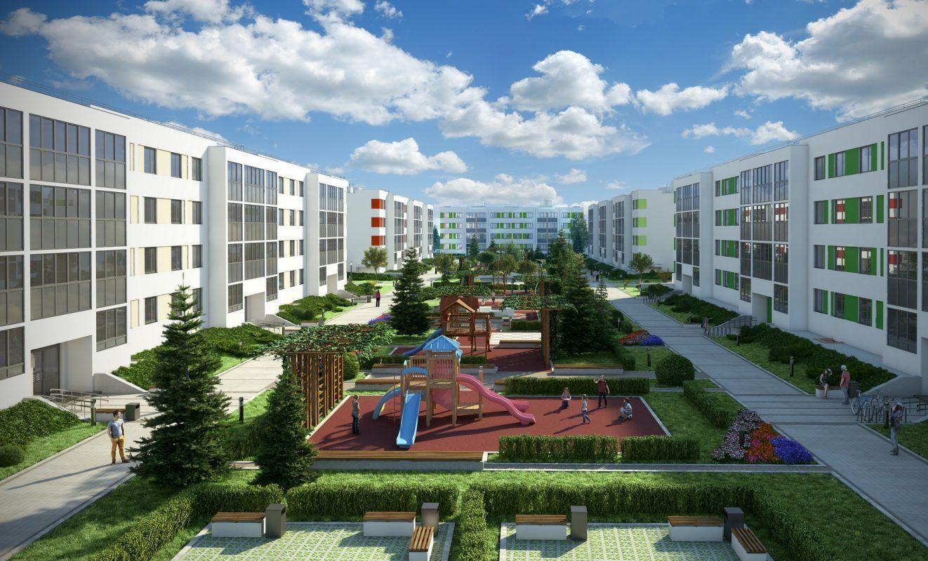 Поселитесь рядом с природой на 100 000 рублей дешевле!