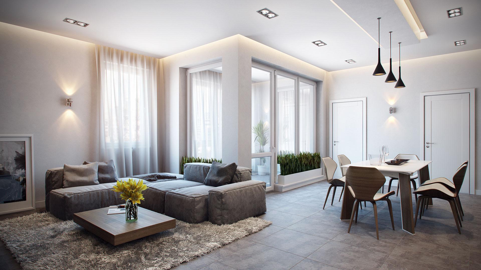 Большие и дешевые — обзор трехкомнатных квартир Тюмени