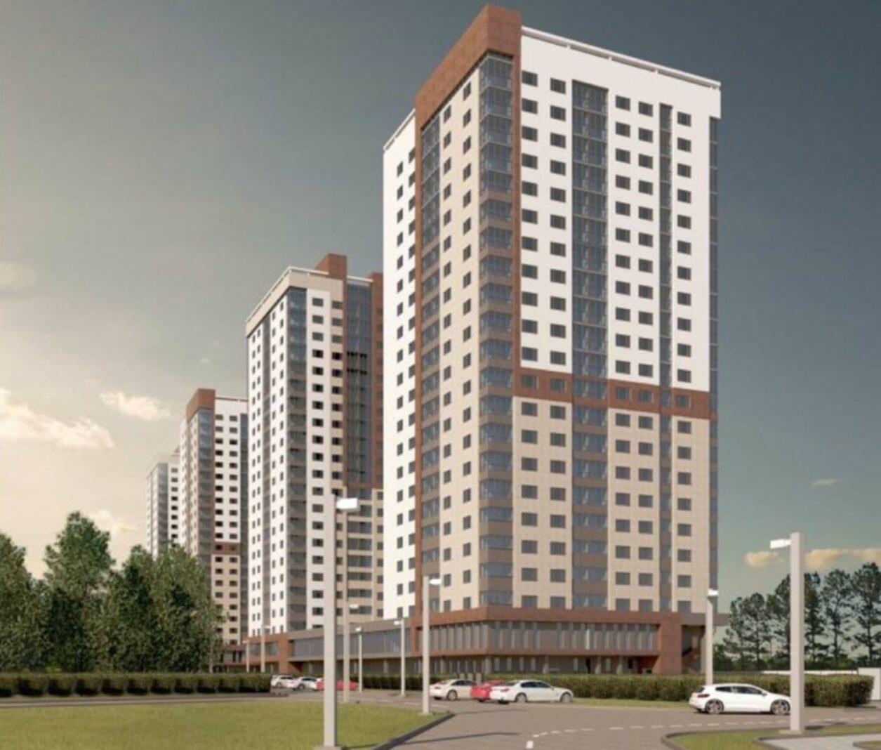Квартиры в новостройке в районе Лесобазы от 2 050 000 рублей