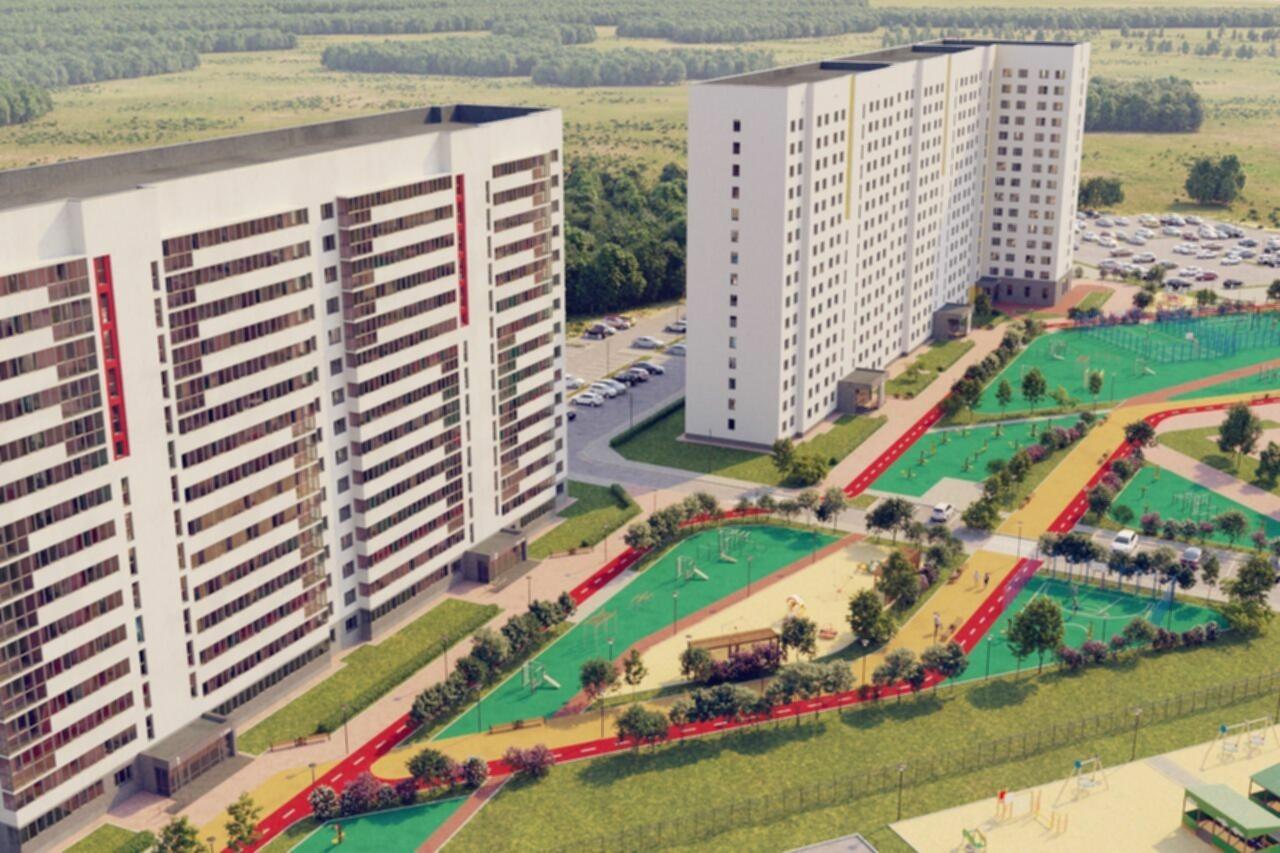 Квартиры в новостройке от 1 830 000 в районе Плеханово