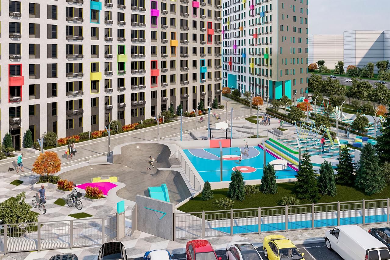 Квартиры в смарт-комплексе — скидки до 100 000 рублей!