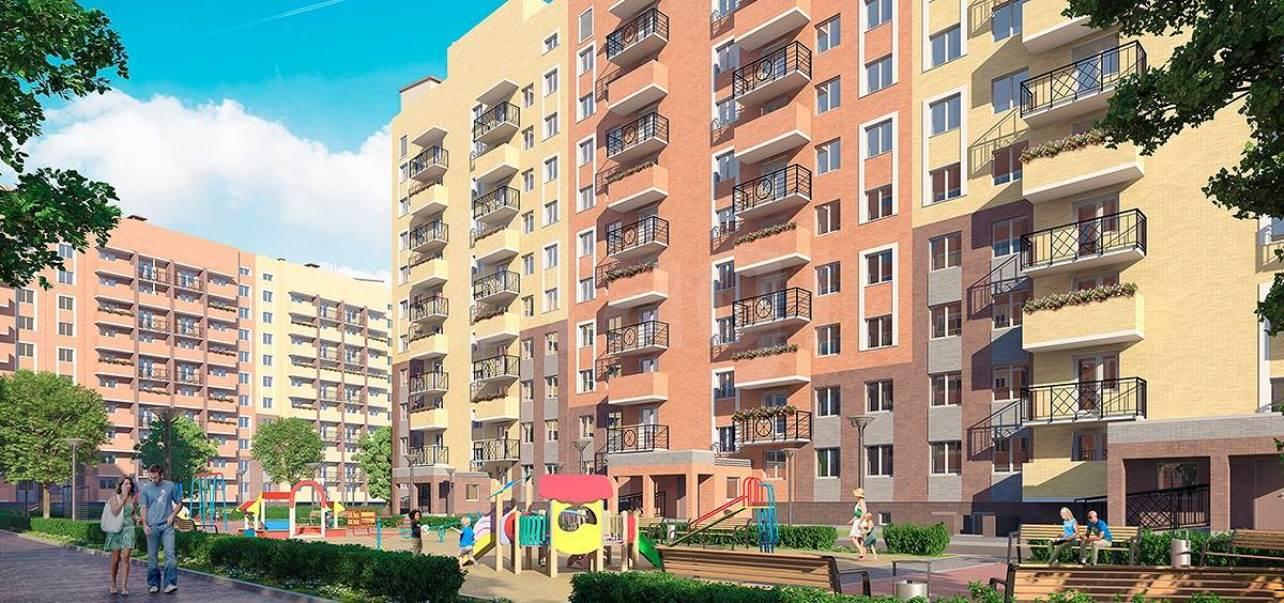 Квартиры от 1298 тыс. рублей в новом жилом комплексе Тюмени