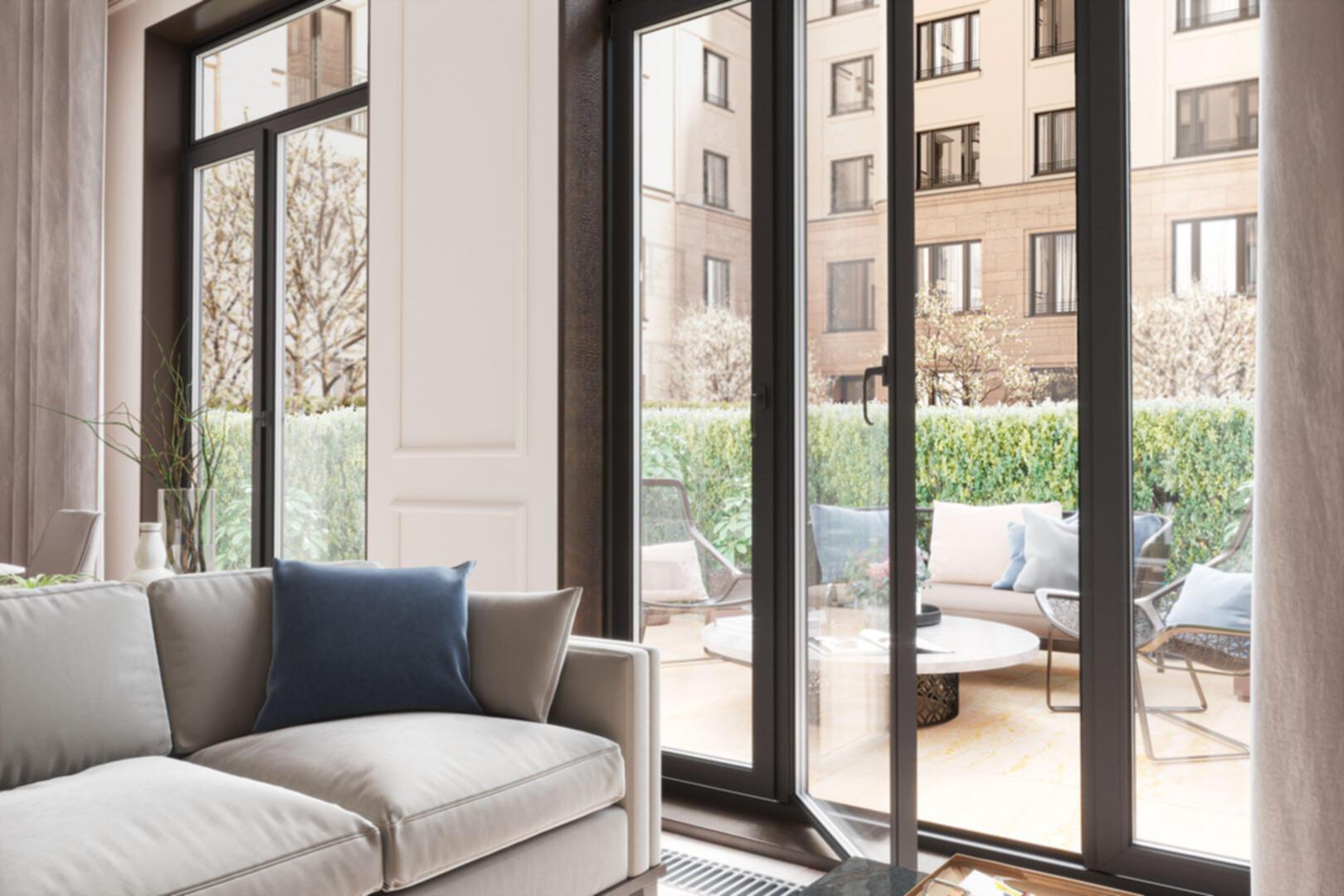 Огромная квартира с роскошной террасой со скидкой 900 000 рублей!