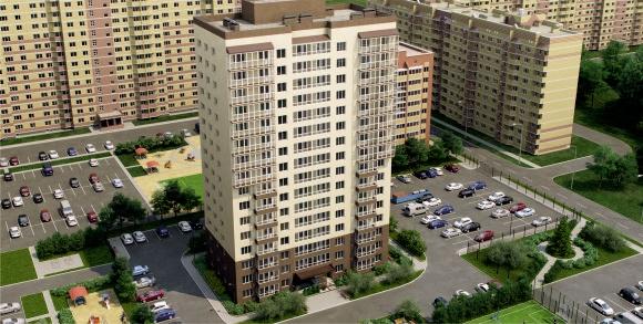 Открыты продажи квартир в новом жилом комплексе «Хороший»