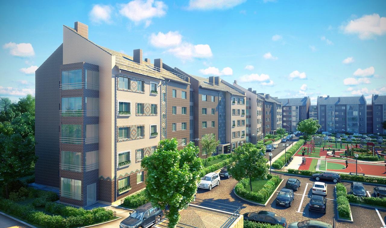 Готовые квартиры в «Шоколаде» — теперь от 980 тысяч рублей