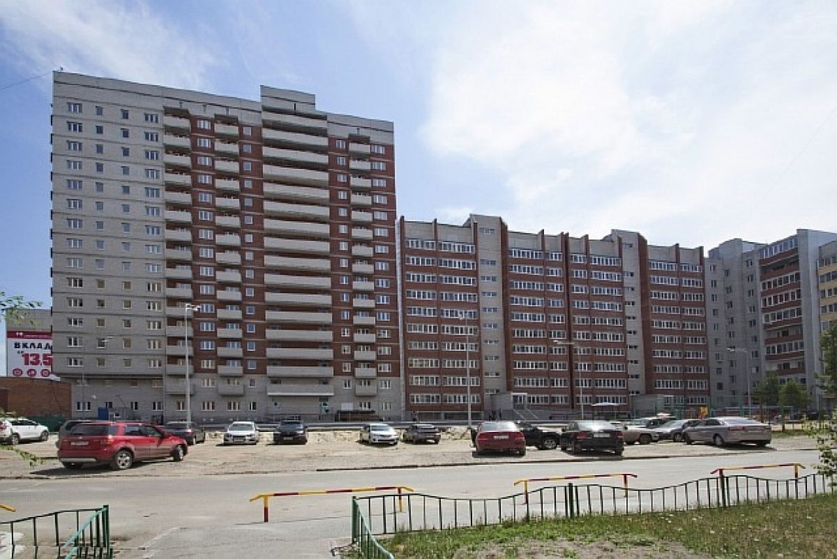 Квартиры в сданном доме на ул. Широтной от 1962 т.р.