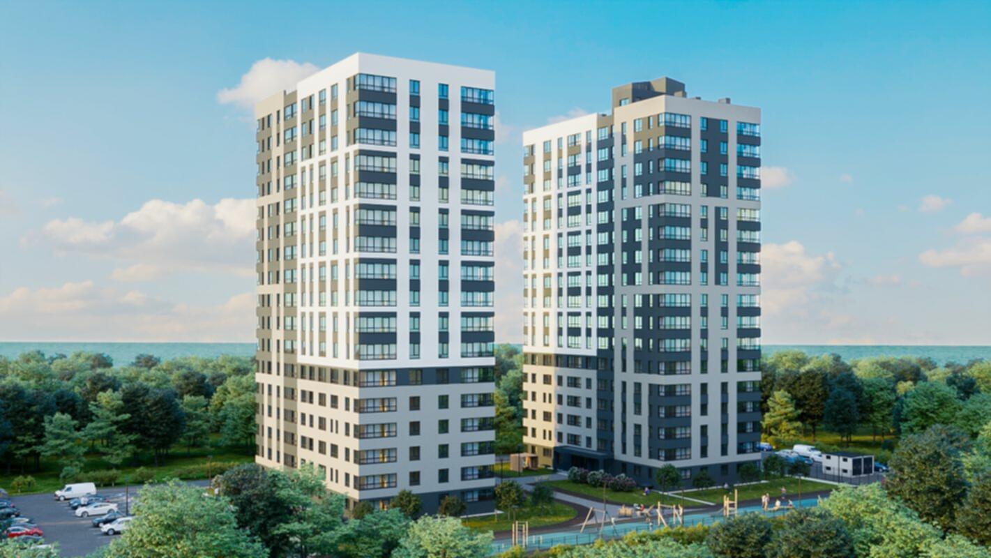 Скидка 100 000 рублей на покупку квартиры в новом районе города.