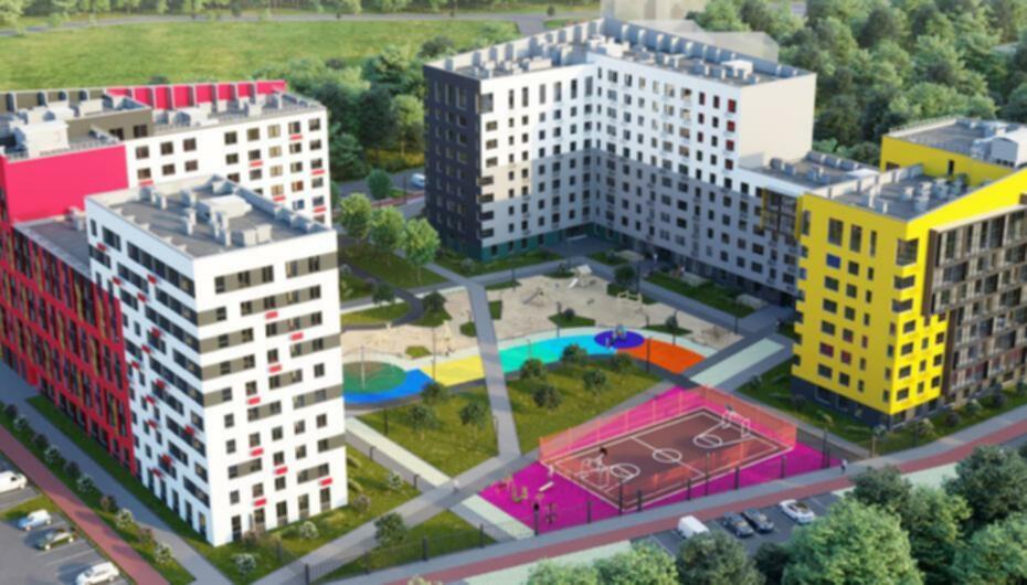 Скидка 50 000 рублей при покупке квартиры-студии.