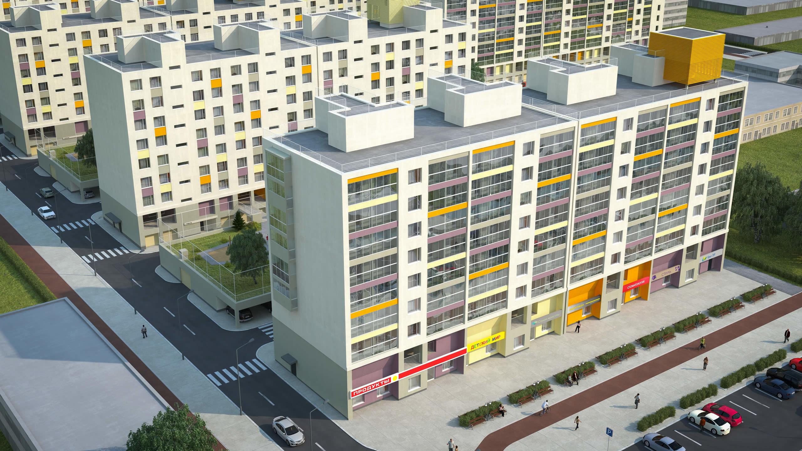 ЖК «Юго-Западный» — всего пять квартир по очень выгодным ценам
