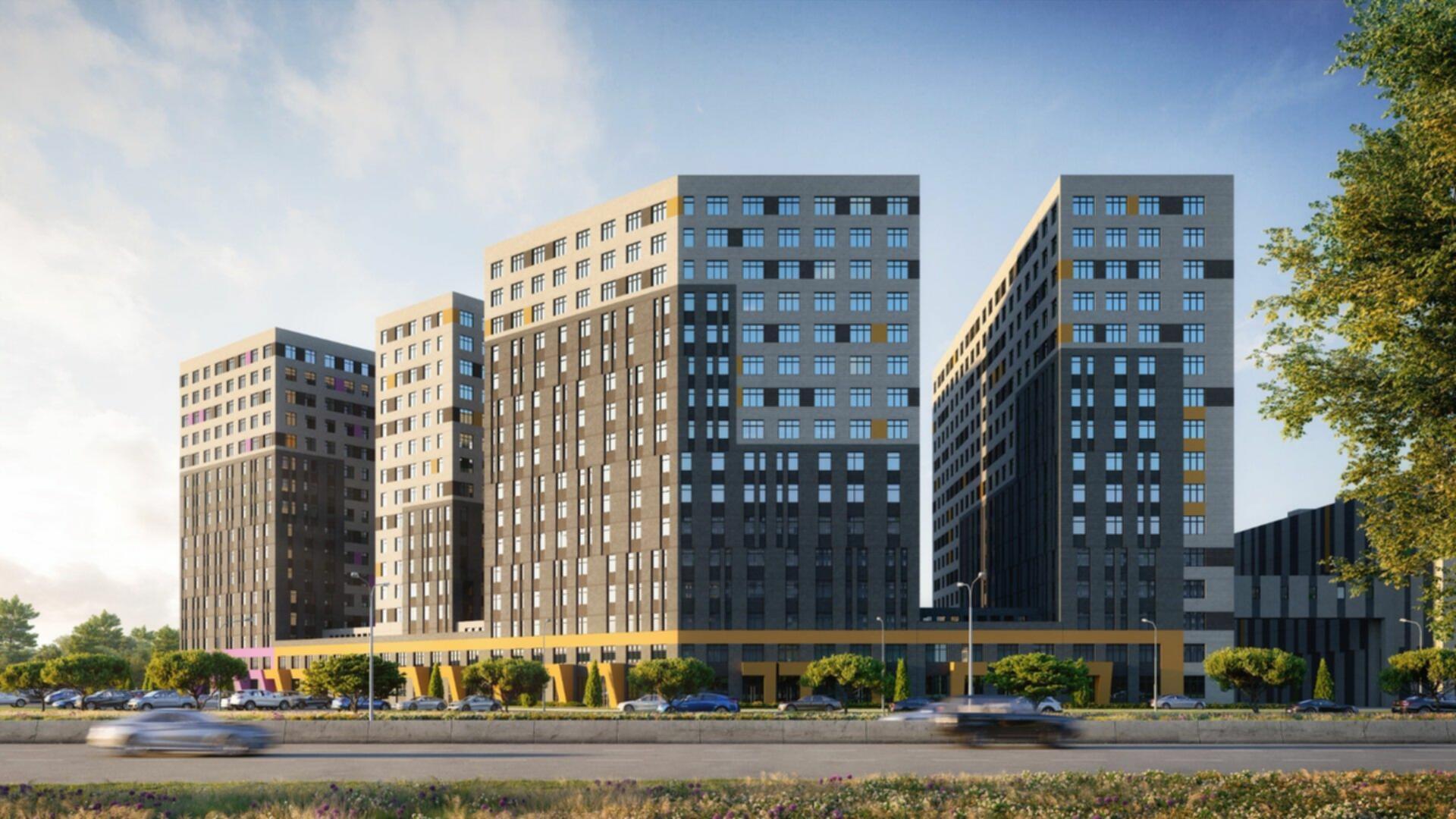 Скидка 200 000 рублей на квартиры в новом доме