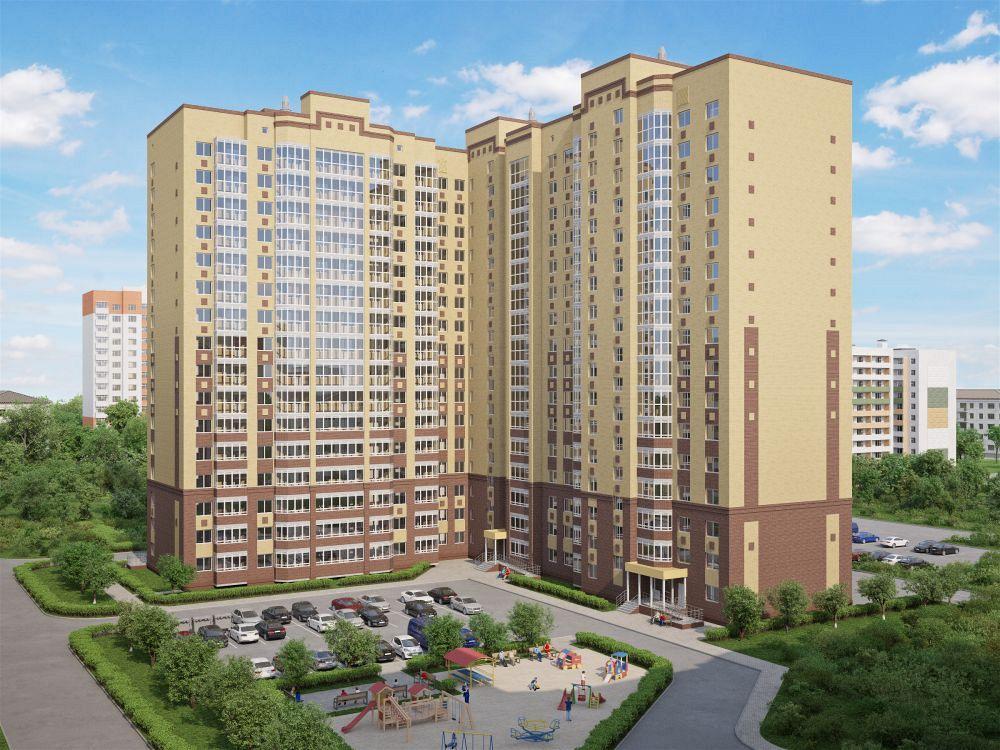 Квартиры от 1500 тыс. руб. в новом «Солнечном городе. Восточный»