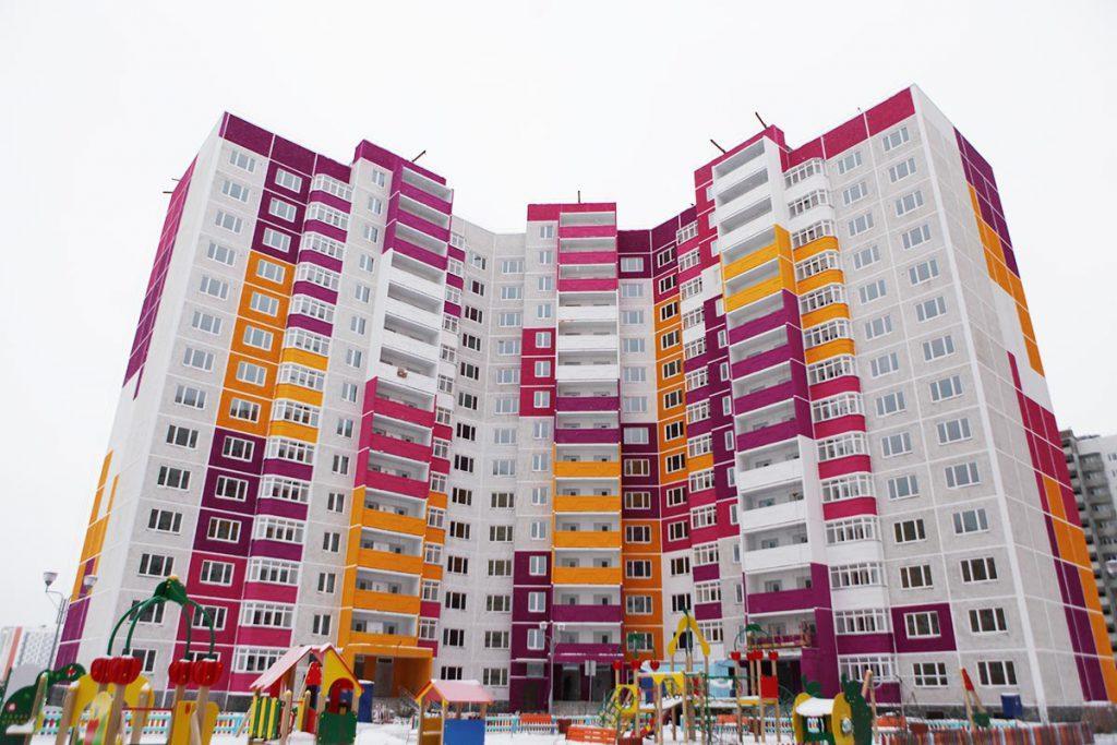 В ЖК «Комарово» появились квартиры от 43 квадратных метров