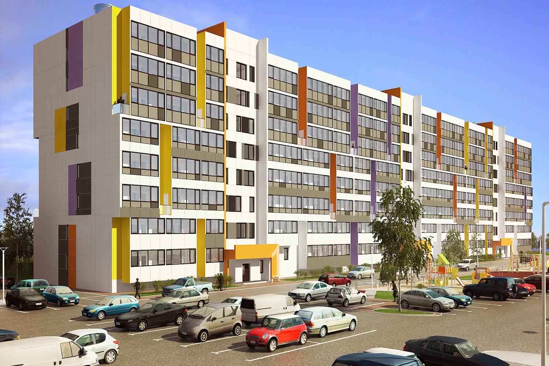 «Первый ключ» — комфортное жилье в тихом районе
